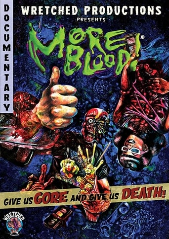 More Blood! poster