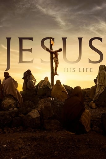 Poster of Jesus: His Life