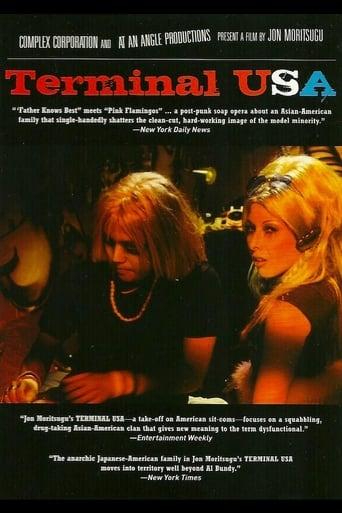 Poster of Terminal USA