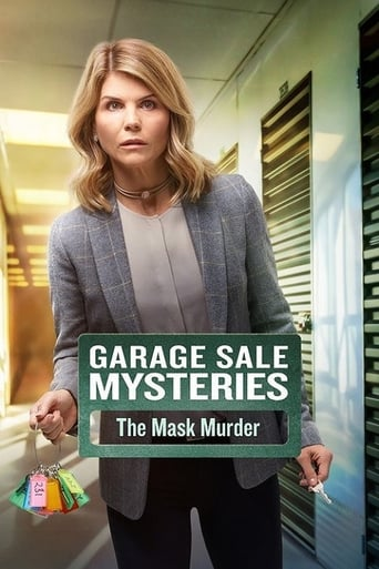 Poster of Garage Sale Mysteries: The Mask Murder