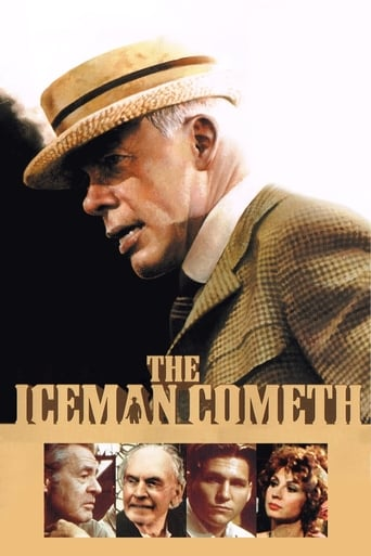 Poster of The Iceman Cometh