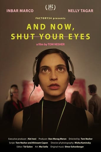 Poster of And Now Shut Your Eyes