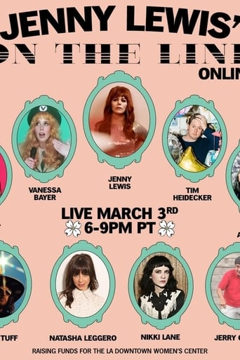 Poster of Jenny Lewis' On The Line Online