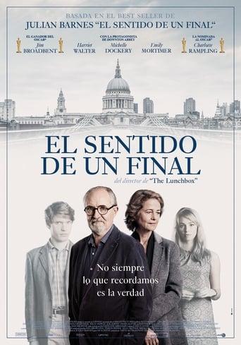 Poster of El sentido de un final