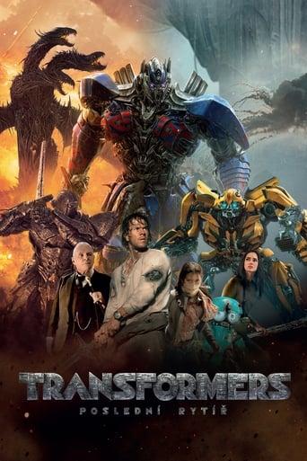 Poster of Transformers 5: Poslední rytíř