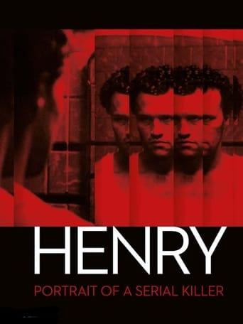 Poster of Henry: Portrait of a Serial Killer