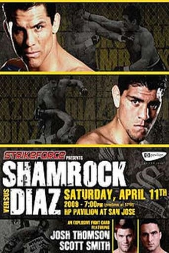 Poster of Strikeforce: Shamrock vs. Diaz
