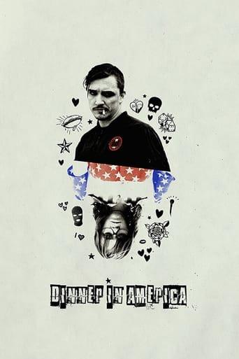 Poster of Dinner in America