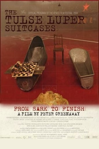 Poster of The Tulse Luper Suitcases, Part 3: From Sark to the Finish