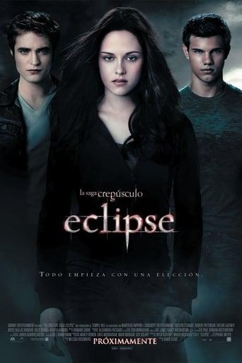Poster of Crepúsculo la saga 3: Eclipse