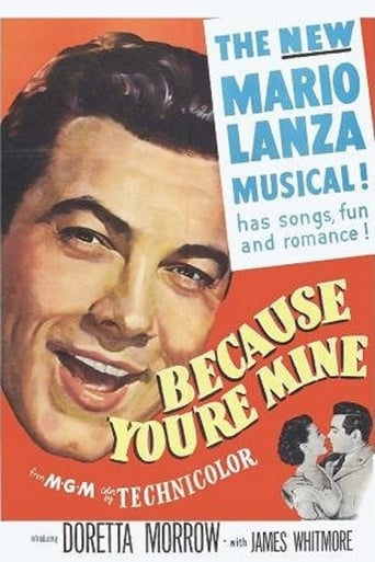 Poster of Because You're Mine