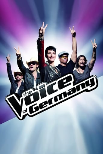 Poster of The Voice of Germany