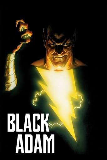Black Adam Poster
