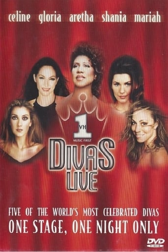 Poster of VH1 Divas