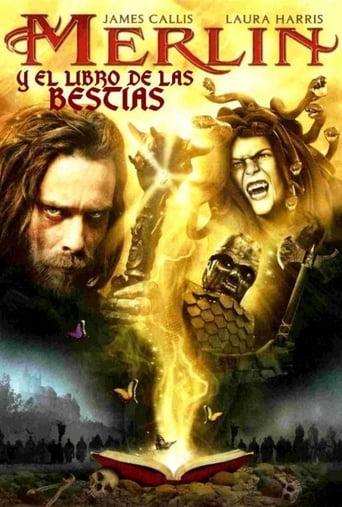 Poster of Merlin y el libro de las Bestias