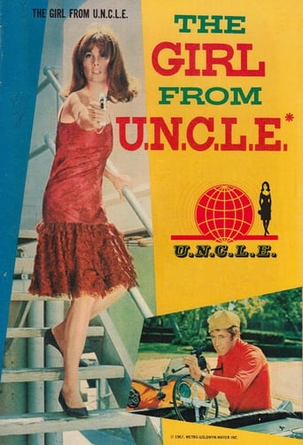 Poster of The Girl from U.N.C.L.E.