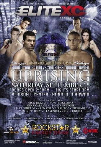 Poster of EliteXC: Uprising
