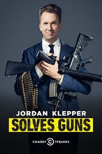 Poster of Jordan Klepper Solves Guns