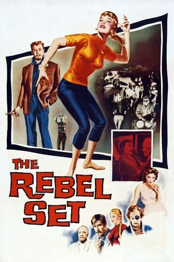 Poster of The Rebel Set