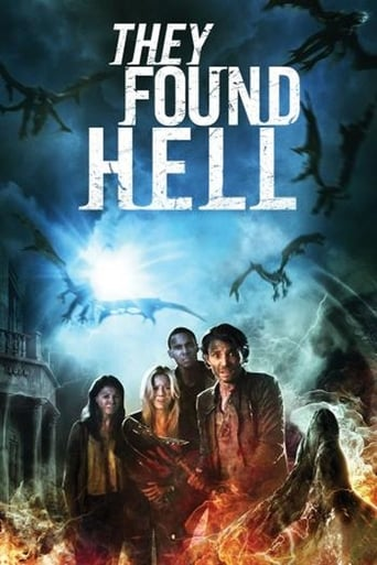 Poster of They Found Hell