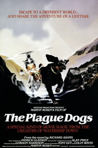 Poster of The Plague Dogs