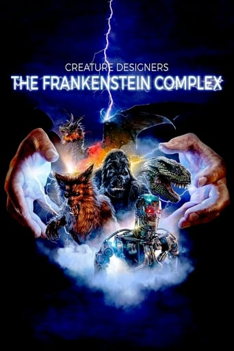 Poster of Creature Designers: The Frankenstein Complex