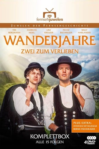 Poster of Wanderjahre