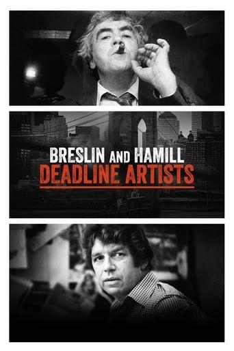 Poster of Breslin and Hamill: Deadline Artists