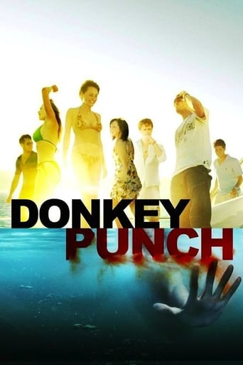 Poster of Donkey Punch
