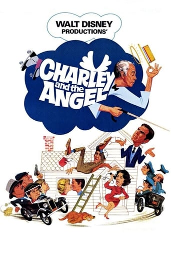 Poster of Charley and the Angel