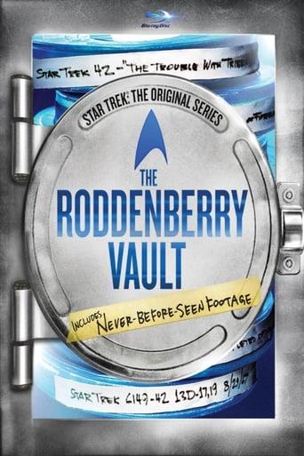 Poster of Star Trek: Inside the Roddenberry Vault