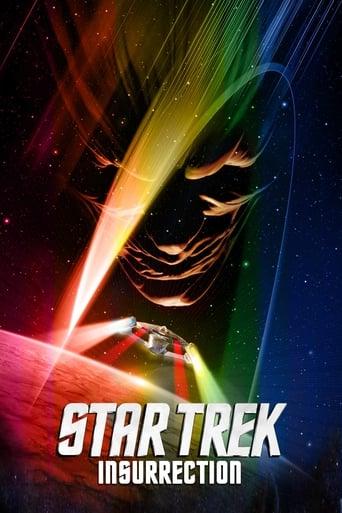 Poster of Star Trek: Insurrection