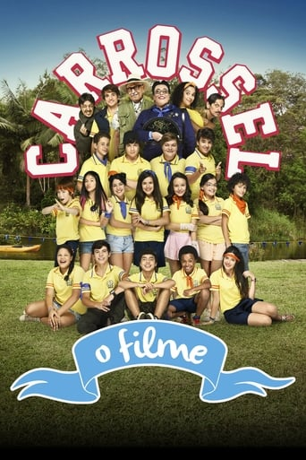 Poster of Carrossel: O Filme