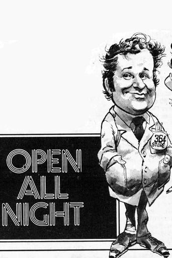 Poster of Open All Night