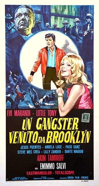 Poster of Un gangster venuto da Brooklyn