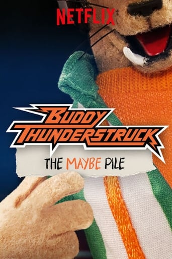 Poster of Buddy Thunderstruck: The Maybe Pile
