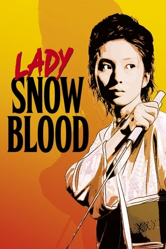 Poster of Lady Snowblood