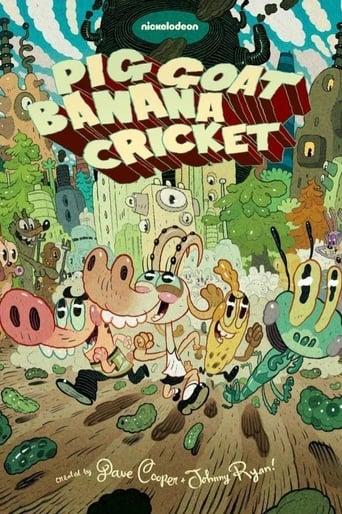Poster of Pig Goat Banana Cricket