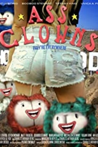 Poster of Ass Clowns: Constipated