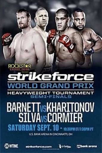 Strikeforce World Grand Prix Semi-Finals: Barnett vs. Kharitonov