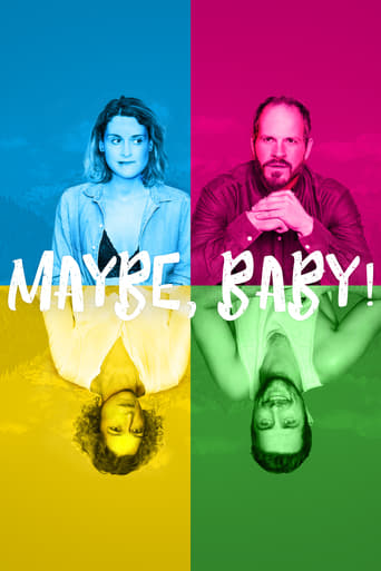 Poster of Maybe, Baby!