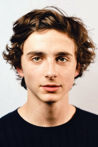 Image of Timothée Chalamet