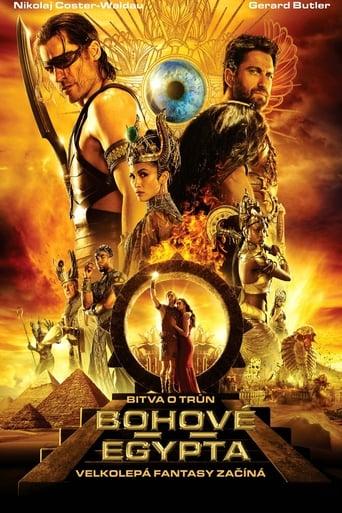 Poster of Bohové Egypta