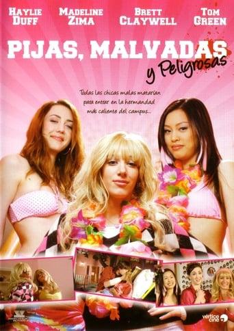 Poster of Pijas, malvadas y peligrosas