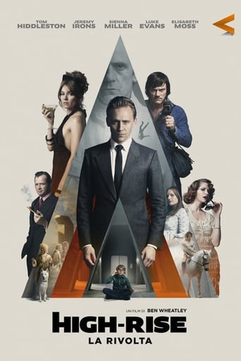 Poster of High-Rise: La rivolta