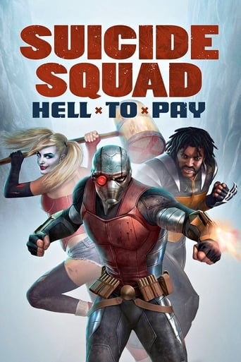 Poster of Suicide Squad: Hell to Pay