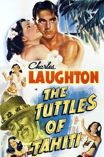 Poster of The Tuttles of Tahiti
