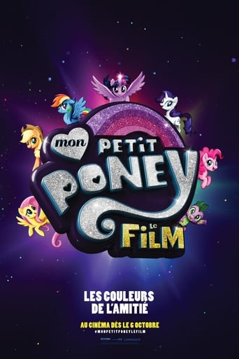 Poster of My Little Pony : Le film