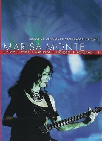 Poster of Marisa Monte - Memórias Crônicas e Declarações de Amor