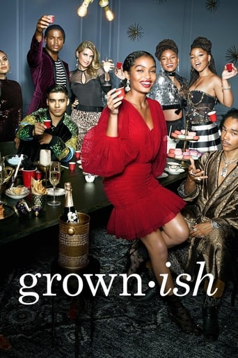 Poster of grown-ish